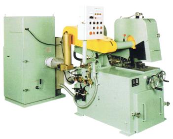 大型空圧自動切断機